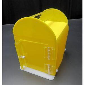 フクモモキャリー最小 20×15×20cm 本体カバーシート・エサ入れ水差し付|nexxtshop