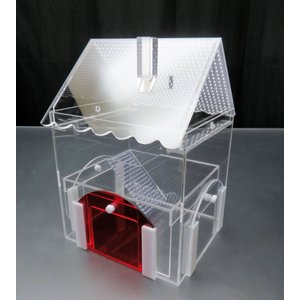 C ゴールデンハムスターの別荘2階建て ベーカリーショップ屋根 nexxtshop