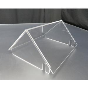 25×18cm小型展示水槽用 ひさしの飛び出した三角屋根|nexxtshop