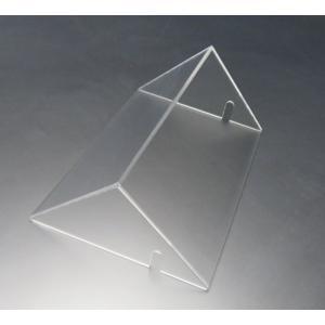 25×18cm小型展示水槽用 三角屋根|nexxtshop