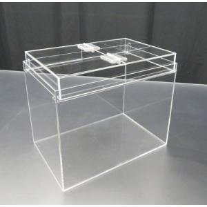 小型展示水槽 幅30cm×奥行20cm×高さ25cm オール透明|nexxtshop