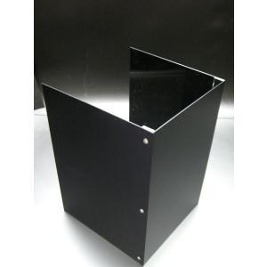 A.お部屋タイプ 浄化槽カバー 黒マット|nexxtshop