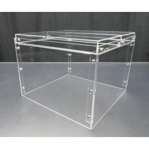 D 組み立て式アクリル展示ケース 60×60×高さ45cm|nexxtshop