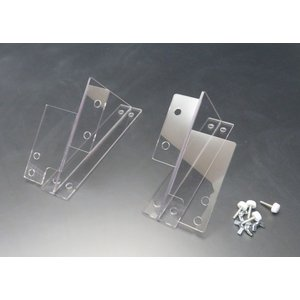 三角屋根用 ライト等取り付けパーツ ミドルサイズ(2個1セット)|nexxtshop