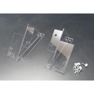 三角屋根用 ライト等取り付けパーツ ミドルサイズ(2個1セット) nexxtshop