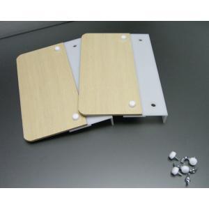 移動式木製棚 + 取り付けパーツ D 2個セット|nexxtshop