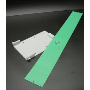 メタルサイレント25用取り付けパーツ + メンテナンスシート グリーン  |nexxtshop