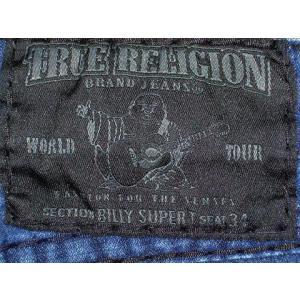 TRUE RELIGION BILLY トゥルーレリジョンビリー 29インチジーンズ|nezushouten