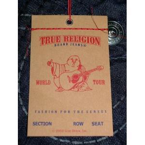 TRUE RELIGION BILLY SUPER T トゥルーレリジョンビリースーパーT 33インチジーンズ デニム|nezushouten
