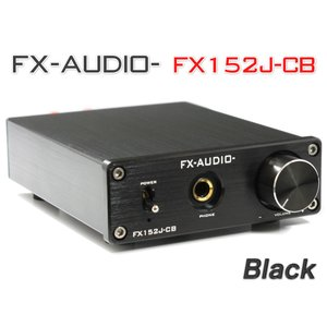 FX-AUDIO- FX152J-CB [ブラック]YDA1...