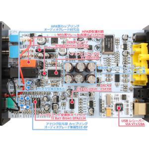 FX-AUDIO- DAC-X6J[ブラック]...の詳細画像2
