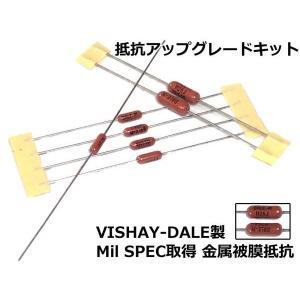 NFJキット☆DALE製 Milスペック 抵抗アップグレードキット|nfj