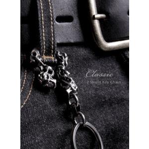 キーリング シルバー Key Ring NO.1 キー リング ナンバーワン|nfw