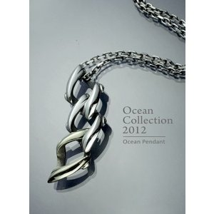 3 Ocean Pendant スリー オーシャン ペンダント|nfw