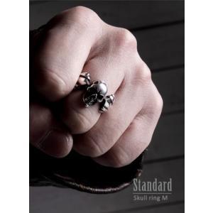リング スカルリング Skull Ring M スカル リング エム|nfw