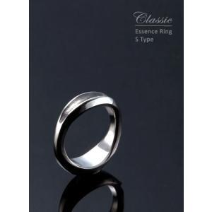 リング シンプル シルバー Essence Ring S Type エッセンス リング エス タイプ|nfw