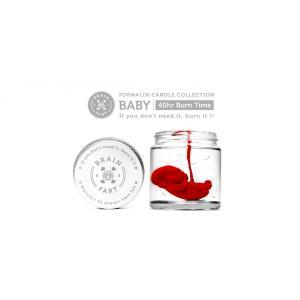 キャンドル ろうそく Formalin Candle Collection Baby ホルマリン キャンドル コレクション ベビー 赤ちゃん|nfw