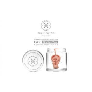 キャンドル ろうそく Formalin Candle Collection Ear ホルマリン キャンドル コレクション イヤー 耳|nfw