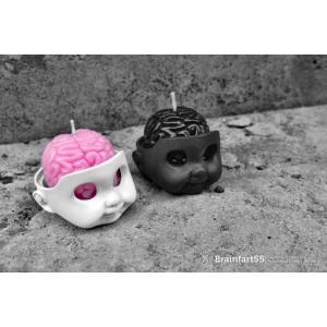 キャンドル ろうそく Cranial Capacity Baby Brain Set クラニエル キャパシティ ベビー ブレイン セット|nfw