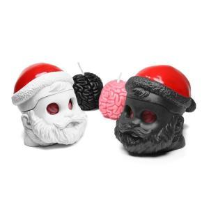 キャンドル ろうそく Cranial Capacity Santa Brain Set クラニエル キャパシティ サンタ ブレイン セット|nfw
