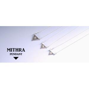 Mithra Pendant 【大】 ミトラ ペンダント|nfw