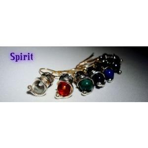 Spirit スピリット 揺れる フープ プチプラ ペア セット キュート かわいい きれい|nfw