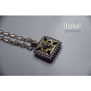 Belief Neckless ビリーフ ネックレス|nfw