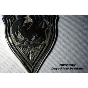 GRYPHON Logo Plate グリフォン ロゴ プレート|nfw