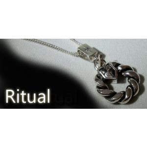 [Ritual] リチュアル ネックレス メンズ ペンダント シルバー silver925|nfw