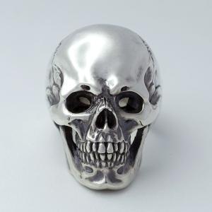 指輪 スカルリング [Heritage] ヘリテージ スカル skull skullring silver925 メンズ どくろ|nfw