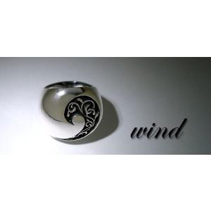 リング Wind ウインド 唐草 アラベスク|nfw