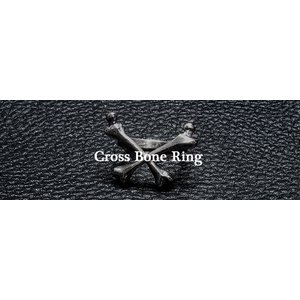 Cross Bone Ring クロス ボーン リング|nfw