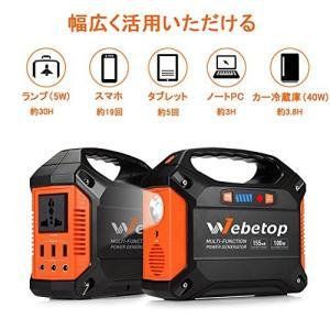 大容量:42000mAh/155Wh。出力:AC100W(1口、変換プラグ不要でも使えますが、矩形波...