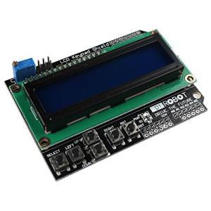 DC 5V HD44780 1602 LCD ディスプレイモジュール 16×2キャラクタ LCDブルーブラックライト|ngo-worksstore