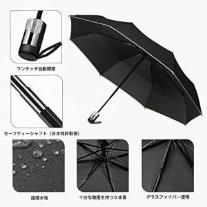 安全ポイント2:押ボタンに保護カバー套設で、誤って押ボタンが押されることを回避する:カバンに傘を収納...