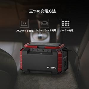 【※※※suaoki 製品はBuyUwishのみが正規販売店です。他の販売店様や出品者様から購入され...