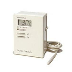 OMRON(オムロン) デジタルサーモ サーミスタ測温体入力 温度範囲-10-40℃ 正動作 E5LD-2C AC100|ngo-worksstore