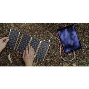 ソーラーペーパー YOLK Solar Paper 10Wソーラー充電器|ngo-worksstore