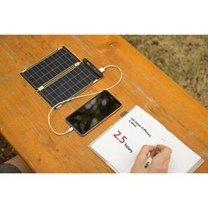 ソーラーペーパー YOLK Solar Paper 5Wソーラー充電器|ngo-worksstore