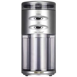 deviceSTYLE Brounopasso コーヒーグラインダー (電動コーヒーミル) GA-1...