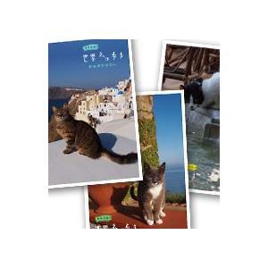 岩合光昭の世界ネコ歩き DVD 全3枚セット 【NHK DVD公式】|nhkgoods|02