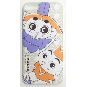 おじゃる丸 iphone6s/6ケース(おじゃる丸・カズマ) nhkgoods