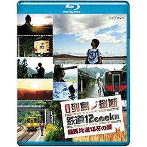 列島縦断鉄道12000km 最長片道切符 2枚組 【NHK DVD公式】|nhkgoods
