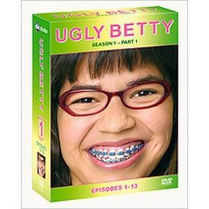アグリー・ベティ シーズン1 コレクターズBOX Part1 全5枚セット