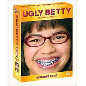 アグリー・ベティ シーズン1 コレクターズBOX Part2 全5枚+特典1枚セット