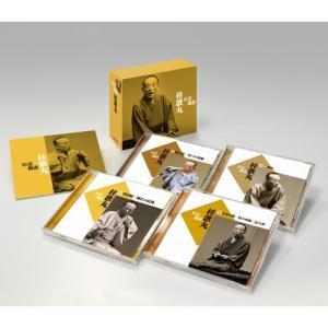 精選落語 桂歌丸 CD3枚+DVD1枚セット CD|nhkgoods|02