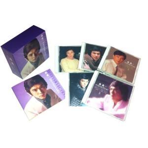 森 進一 ベストコレクション CD-BOX 全5枚セット|nhkgoods