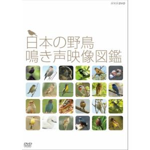 日本の野鳥 鳴き声映像図鑑 DVD 【NHK DVD公式】 nhkgoods