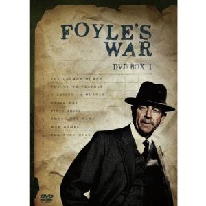 刑事フォイル 〜FOYLE'S WAR〜 DVD BOX1 全8枚【NHK DVD公式】|nhkgoods