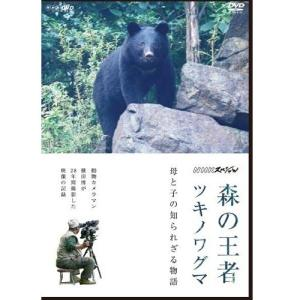 NHKスペシャル 森の王者ツキノワグマ 〜母と子の知られざる物語〜 DVD【NHK DVD公式】|nhkgoods